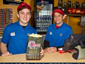 Twenty-thousand dollar bag of popcorn.